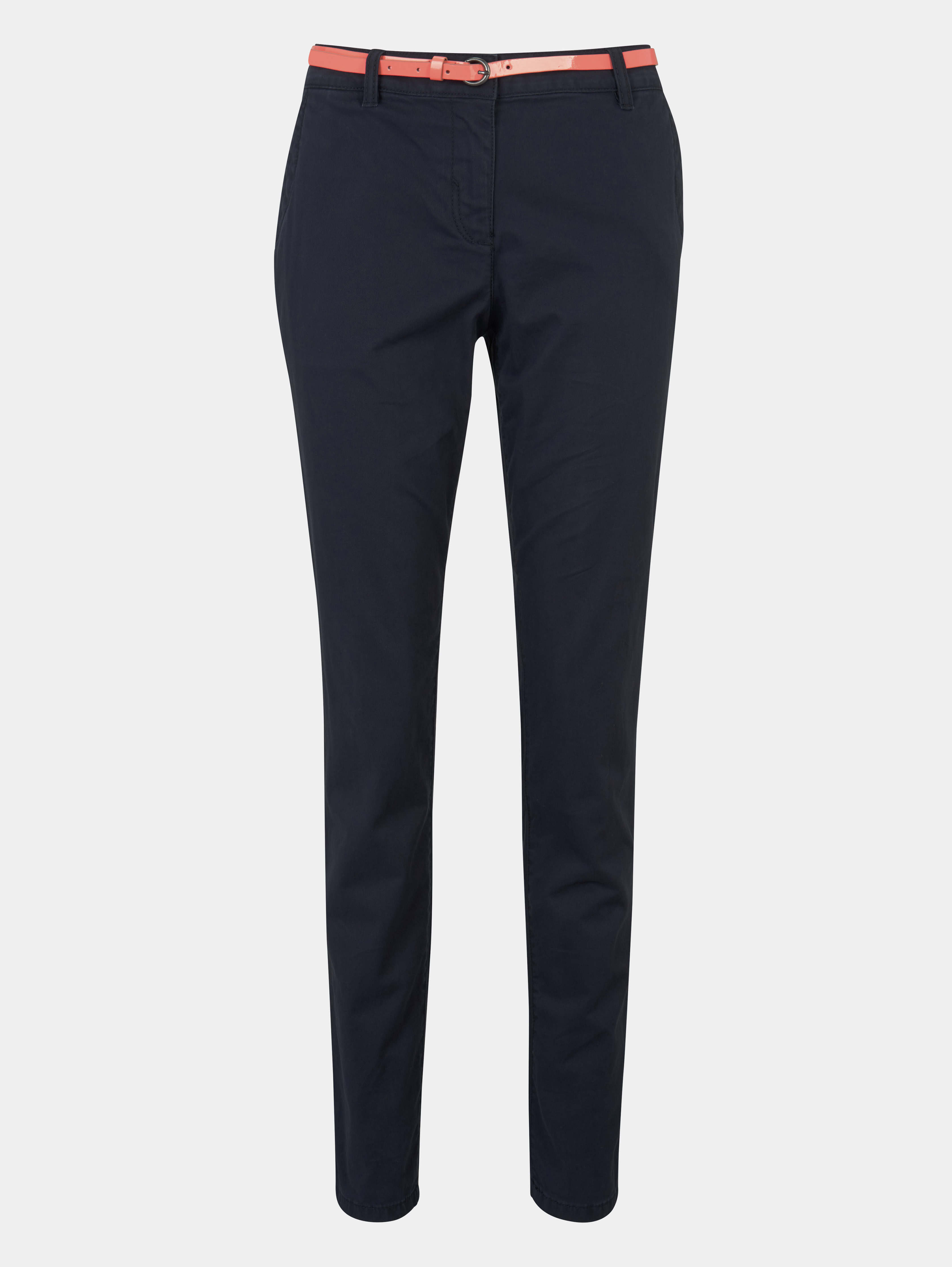 Chino Belted Slim Tom Tailor