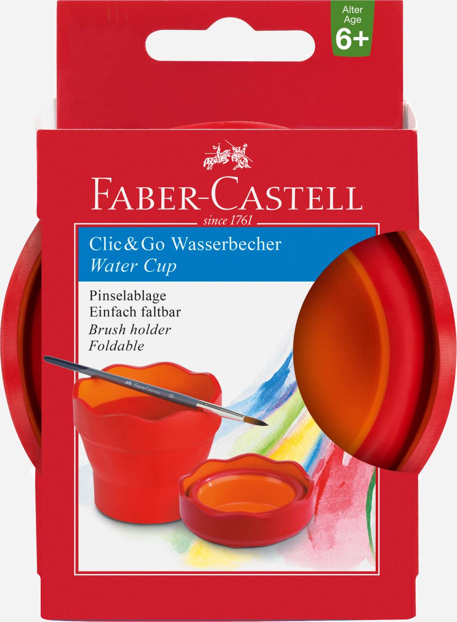 Faber Castell Click&Go Wasserbecher