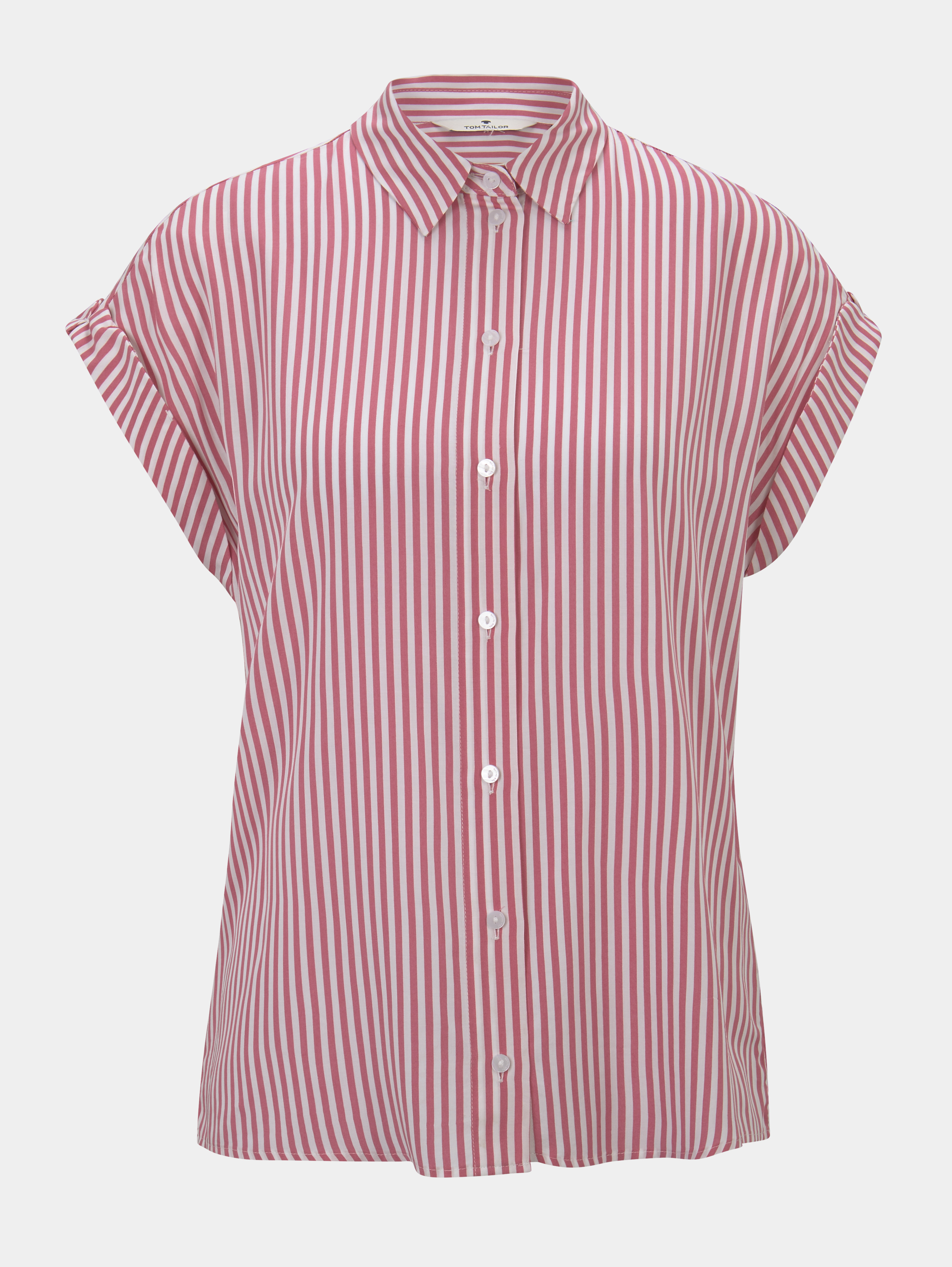 Bluse Striped Blouse Tom Tailor