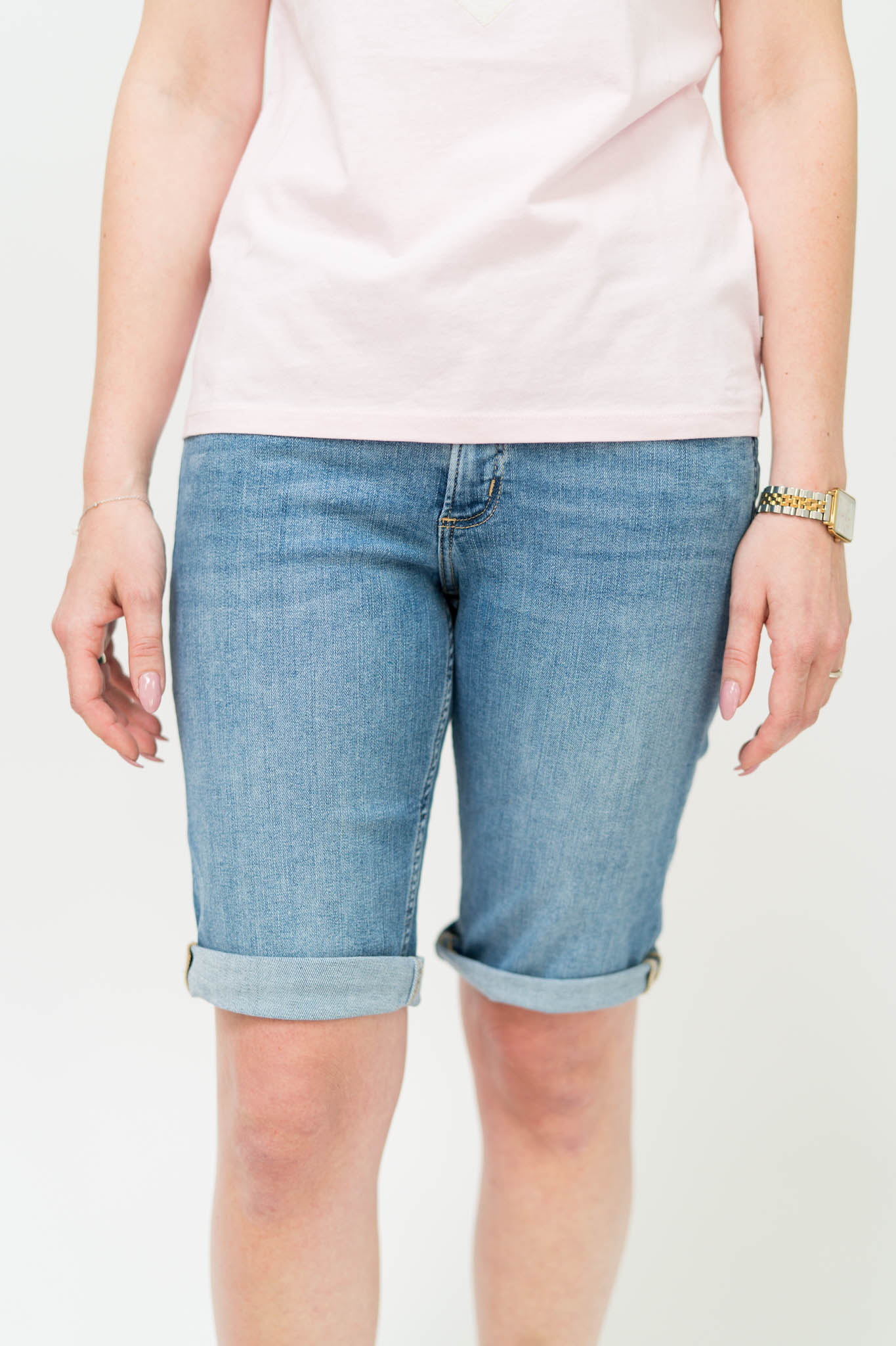 Q/S designed by S.Oliver Bermuda Shorts