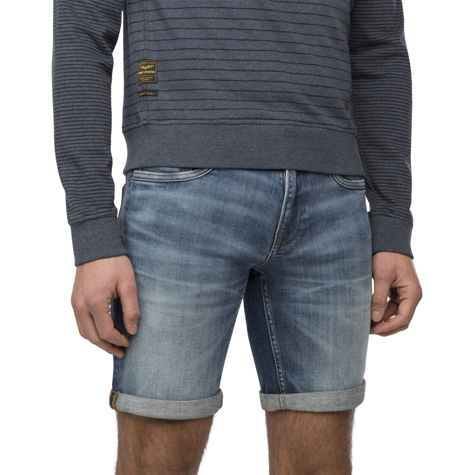 Shorts PME Legend - Denim