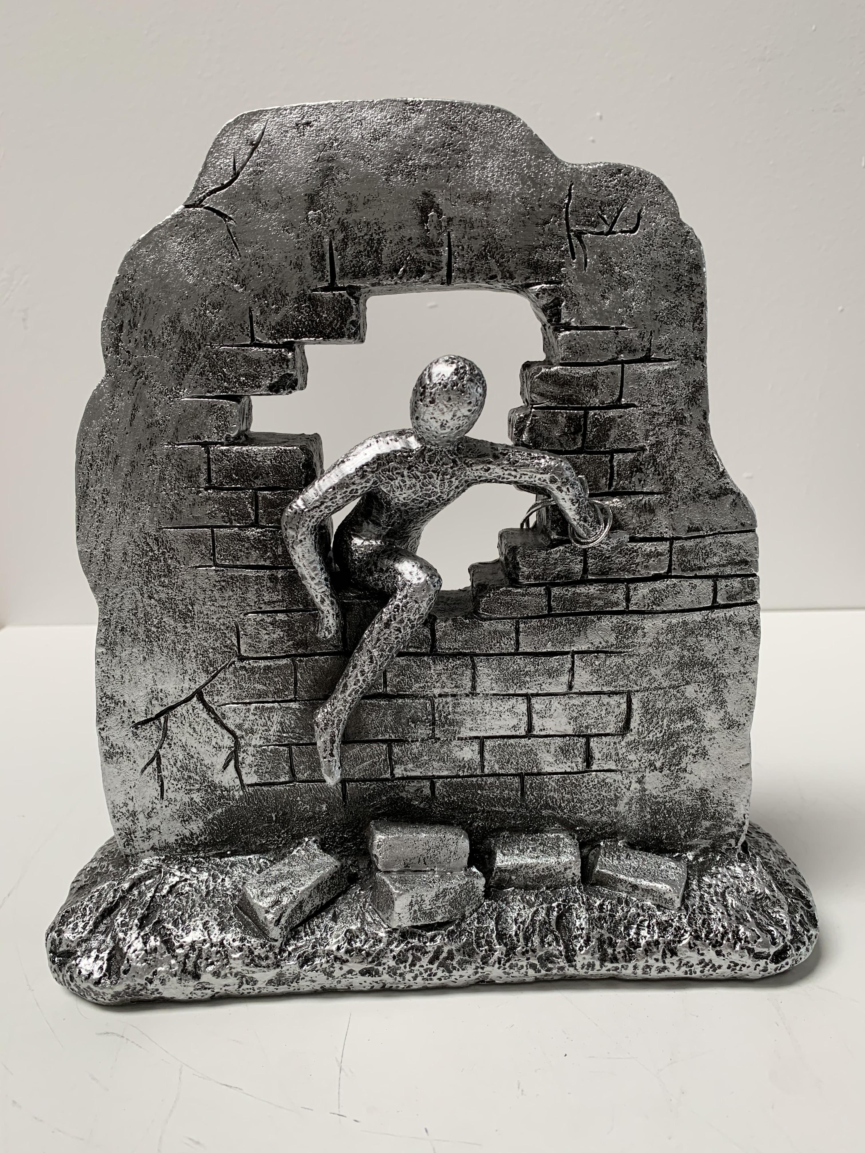 """Skulptur """"Neue Wege gehen"""""""