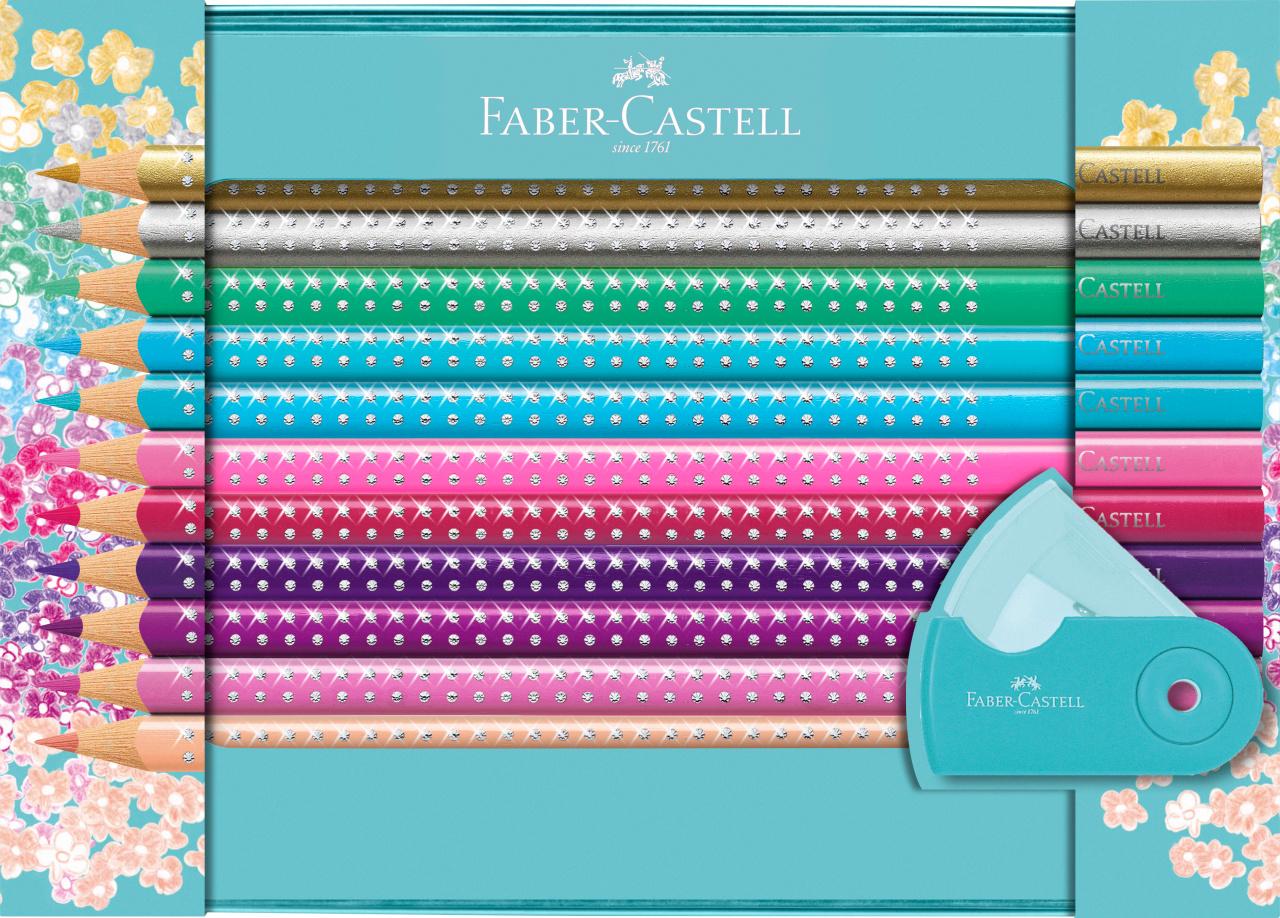 Faber Castell Sparkle Buntstifte 20er