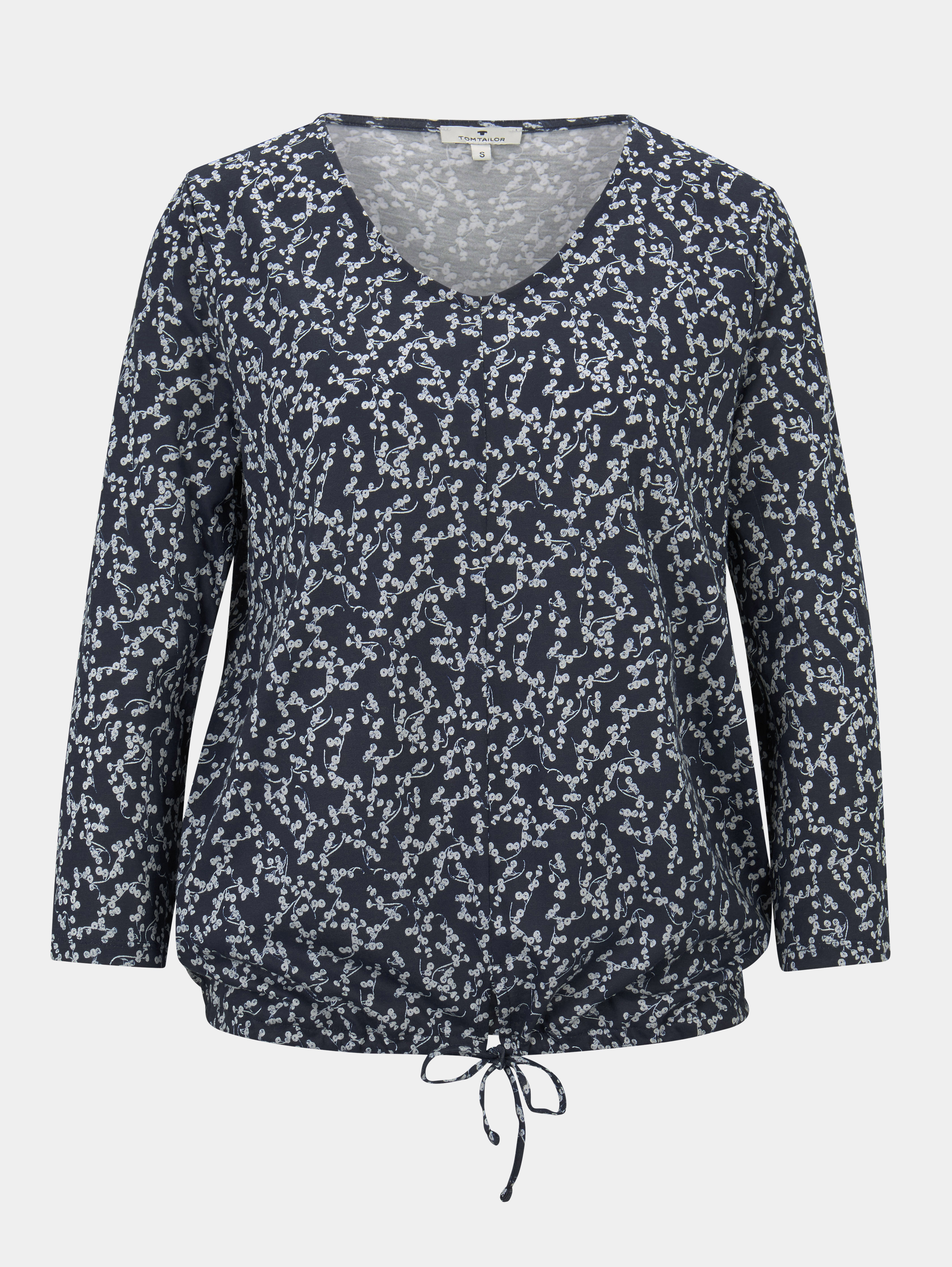Bluse Flowery Blouse Tom Tailor