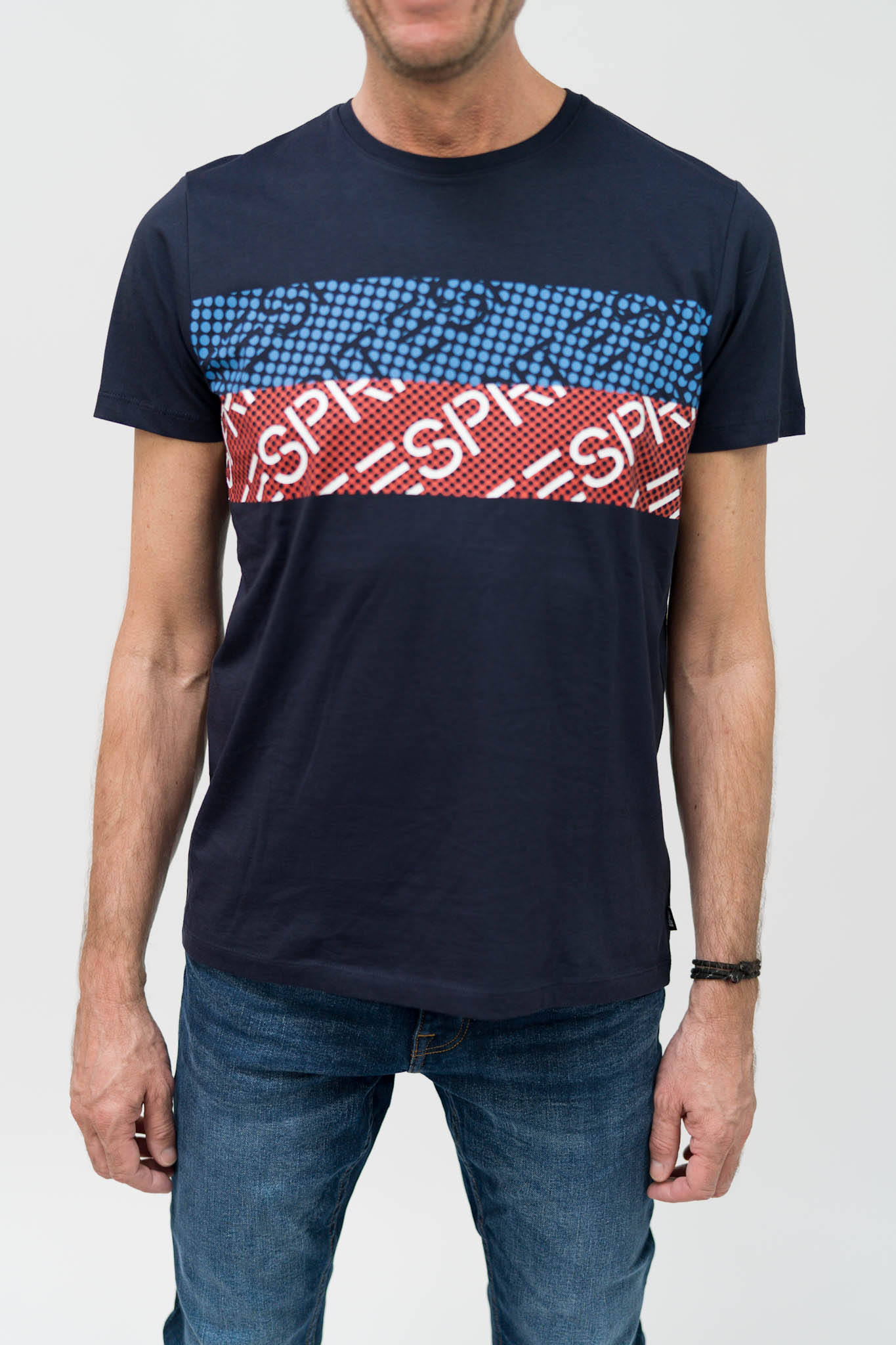 ESPRIT Jersey-Shirt mit Logo