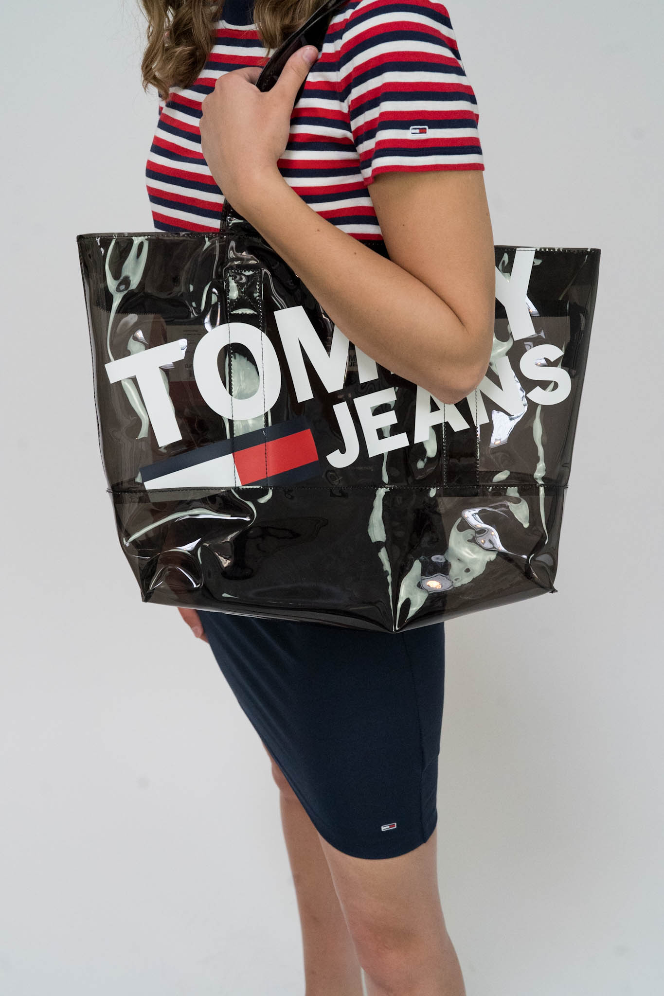 Tommy Jeans Transparente Tasche