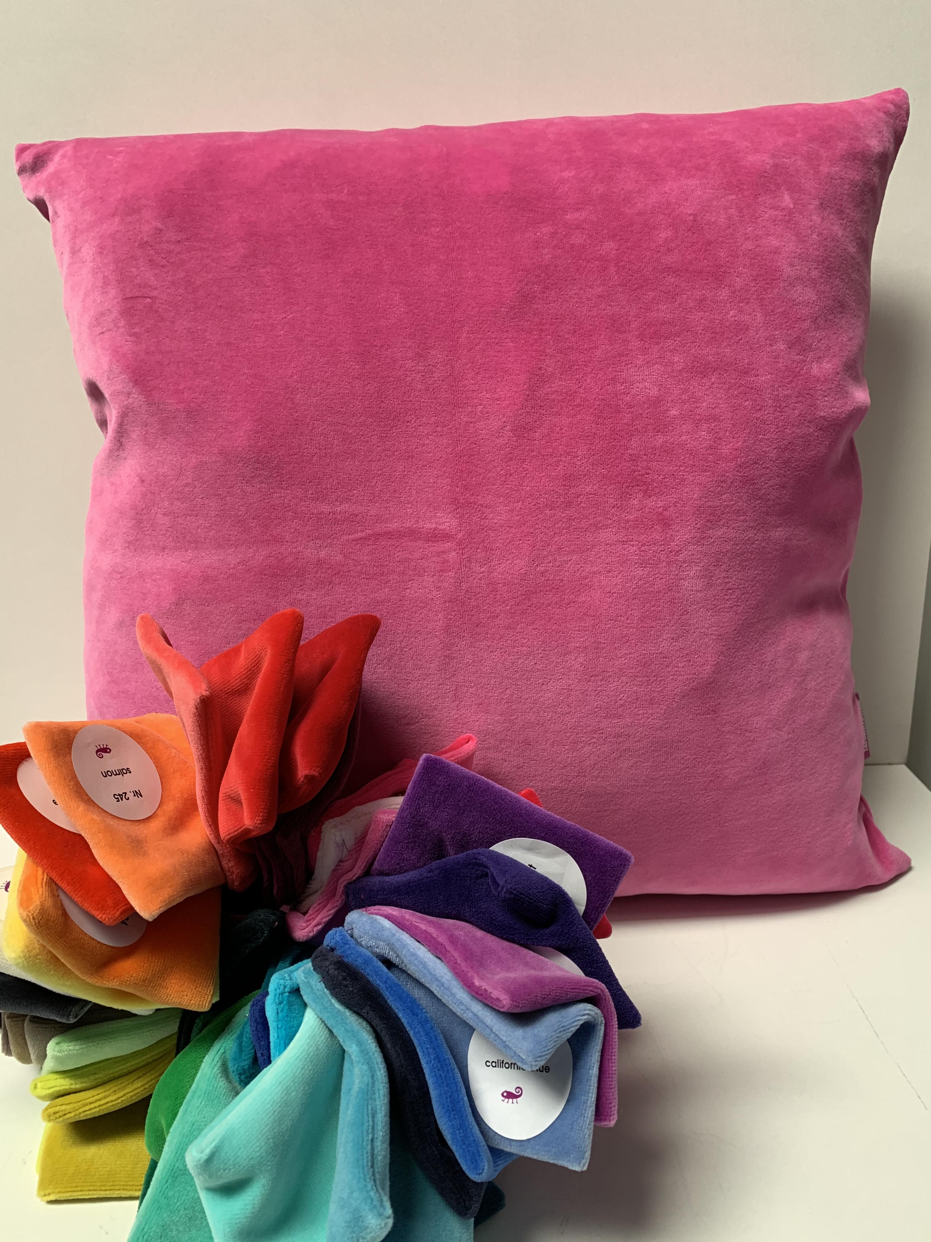 Kissenhülle 50 x 50 cm in Nichy von Farbenfreunde