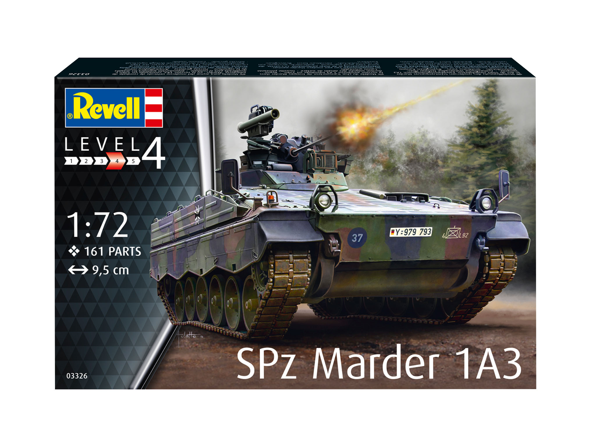REVELL SPz Marder 1A3