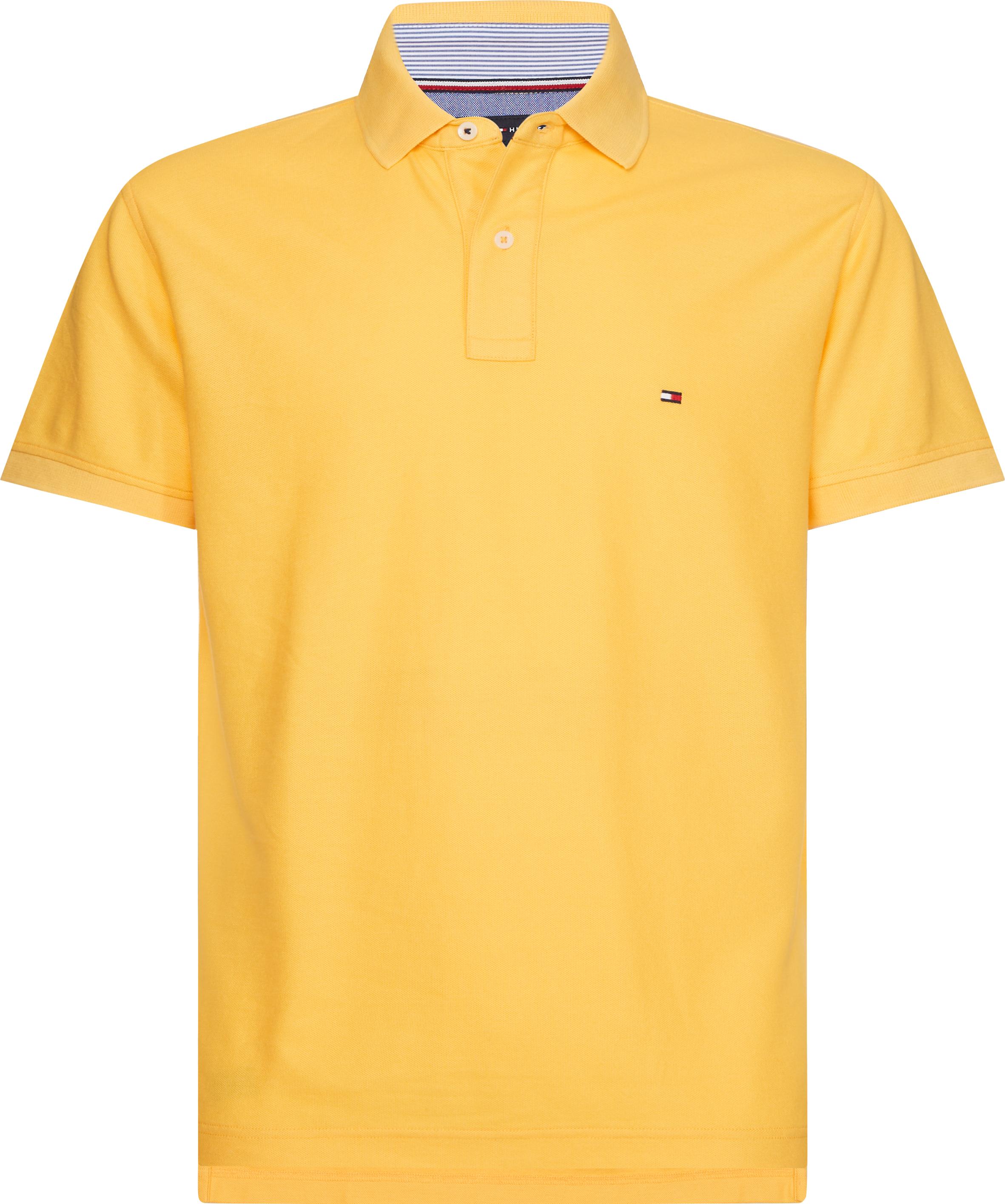 Hilfiger Regular Fit Baumwoll-Poloshirt