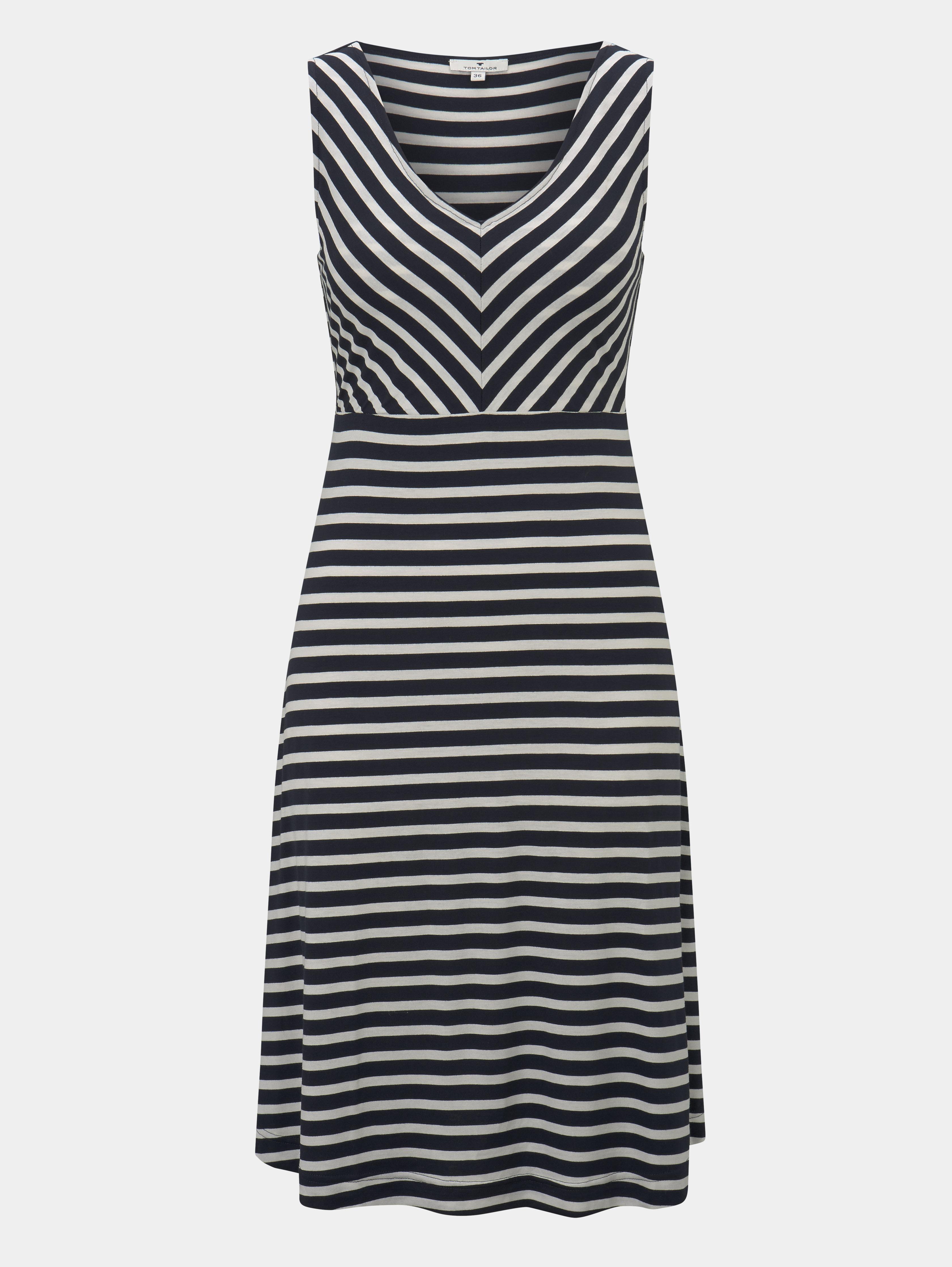 Kleid Jersey Basic Tom Tailor